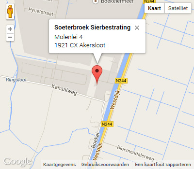 Sierbestrating-Akersloot-Alkmaar-google-map